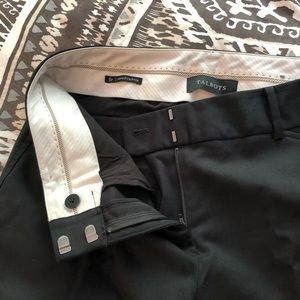 Talbots Pants - Talbots Black Slacks